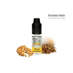 Solub Tabac Biscuit Cacahuete aroma 10ml