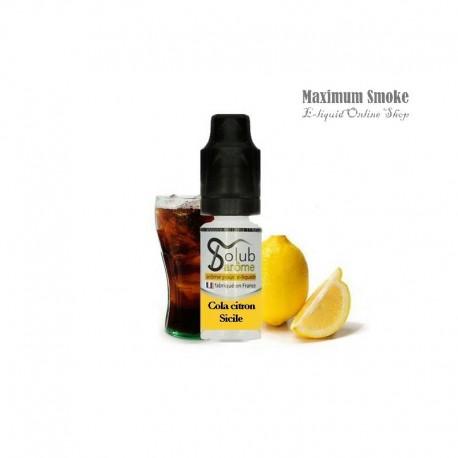 Solub Cola Citron Sicile aroma, eliquid aroma 10ml