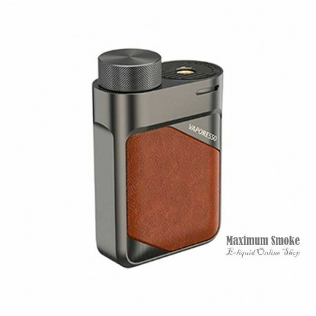Vaporesso Swag PX80 Box MOD Leather Brown