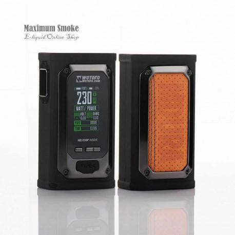 Wotofo MDura Pro 230W TC MOD Orange