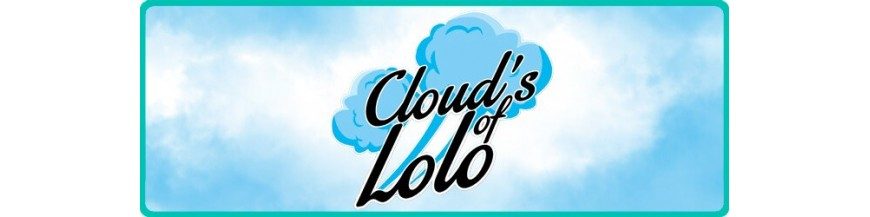 Clouds of Lolo aroma koncentrátum