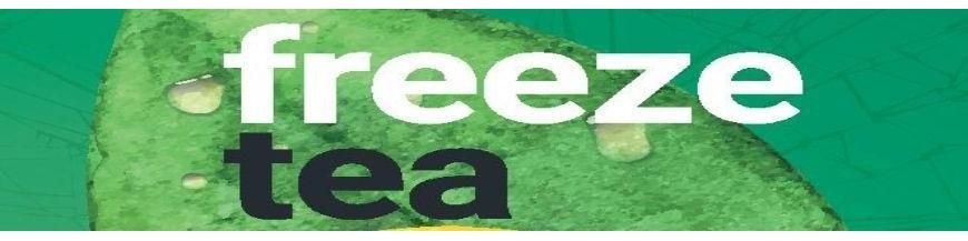 Freeze Tea aroma koncentrátum